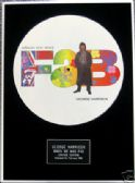"GEORGE HARRISON-Framed12"" Picture Disc-WHEN WE WERE FAB"